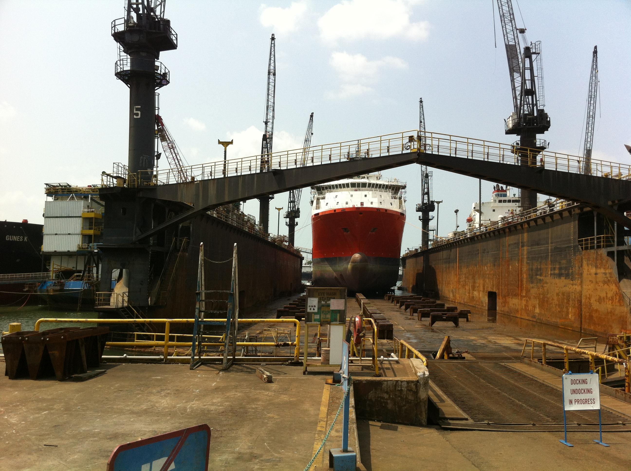 AMECS Docking Gallery